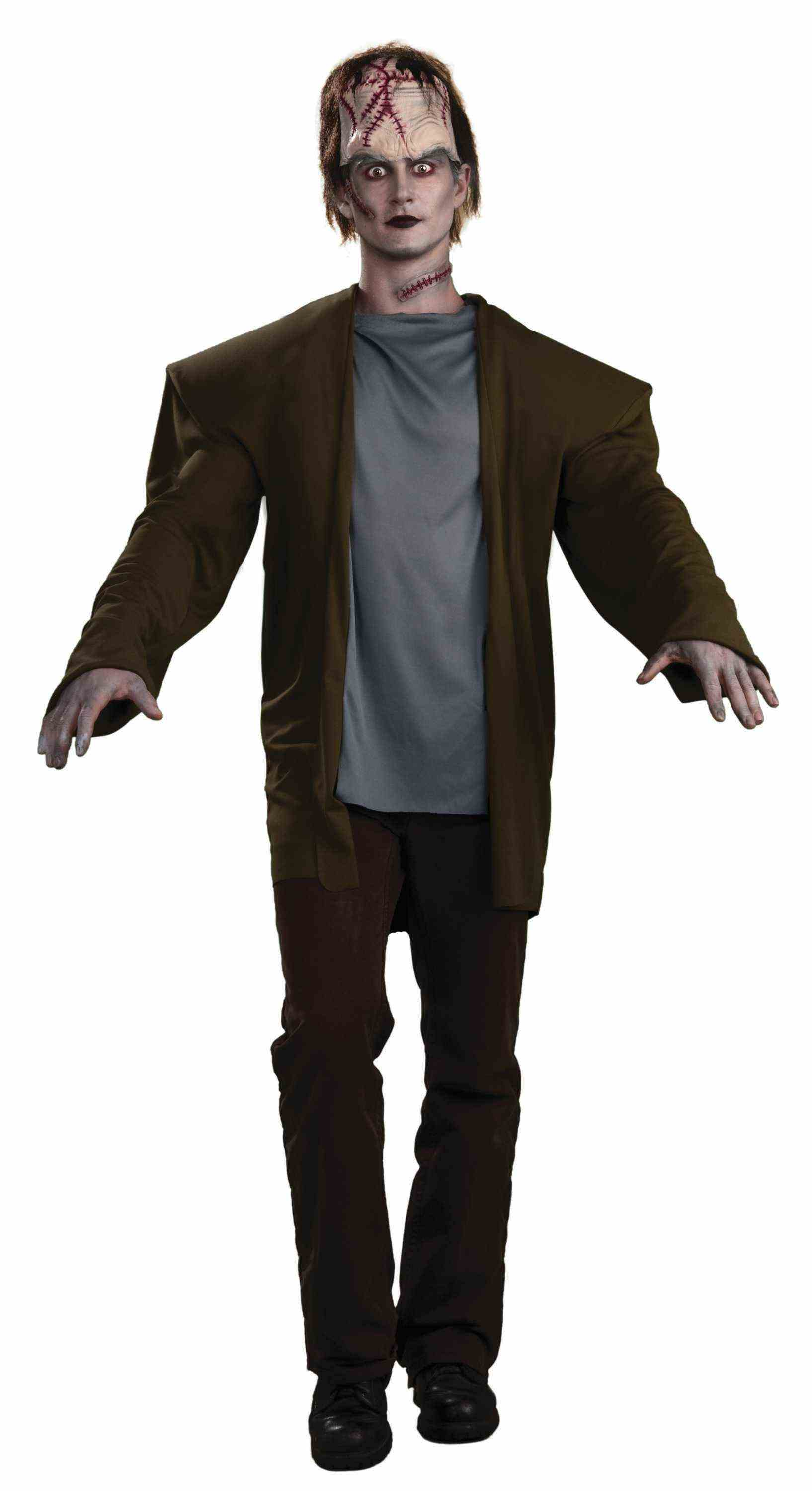 Adult Simple Classic Frankenstein's Monster Costume