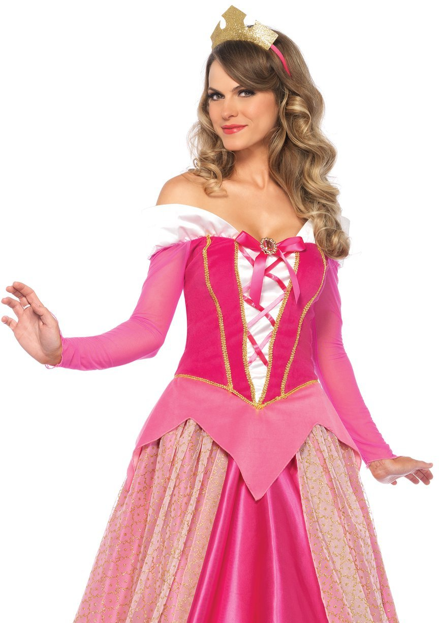 Women's Sleeping Princess Costume