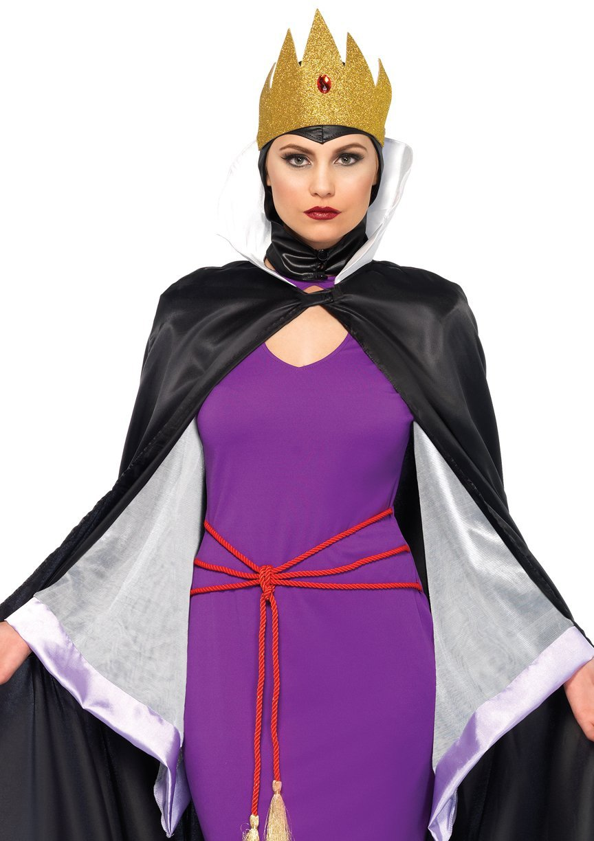 Women's Snow White Evil Queen Costume