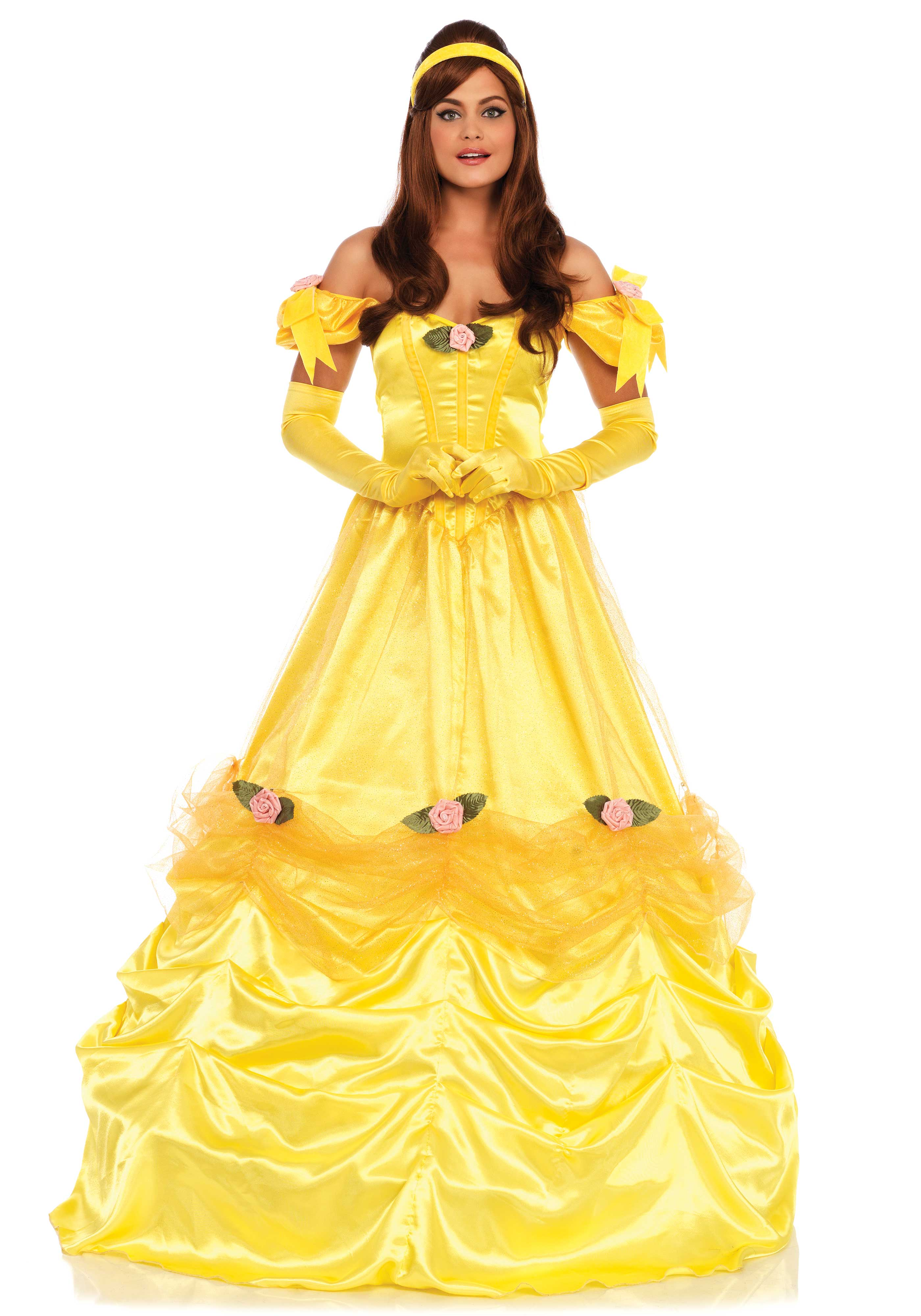 Women's Belle of the Ball Costume Dress