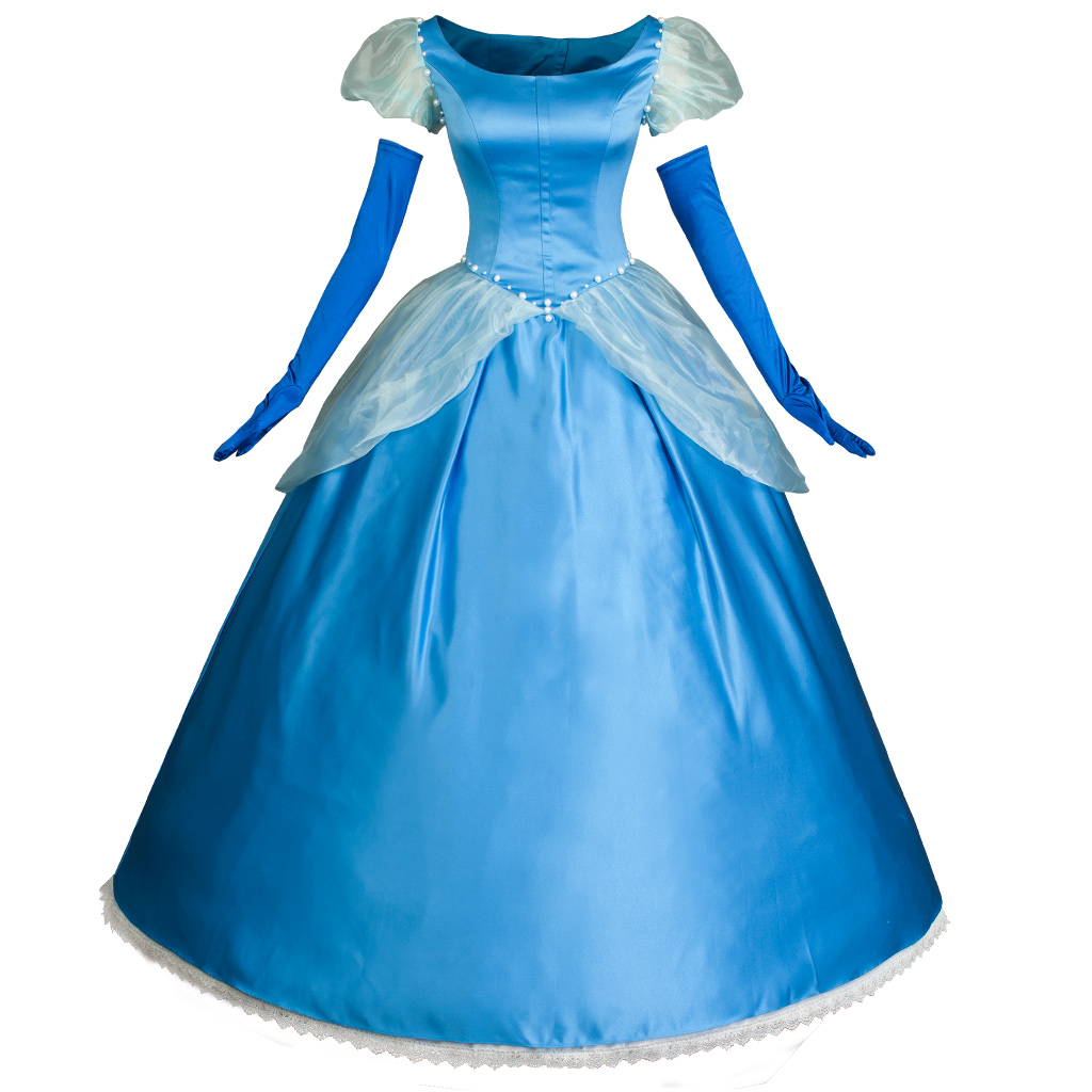 Cinderella Classic Costume Gown for Women