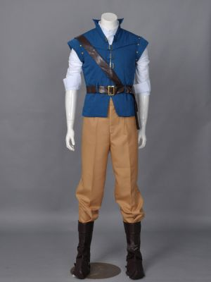 Awesome Cosplay Flynn Rider Tangled Costume