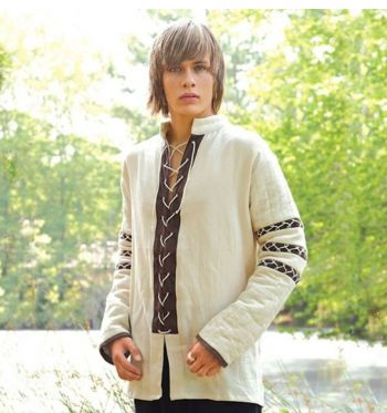 Medieval Nordic Padded Shirt
