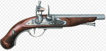 Costume Pirate Flintlock Pistol Replica