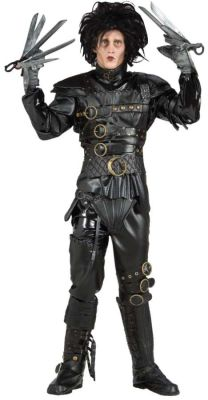 The Original Goth - Edward Scissorhands Adult Costume