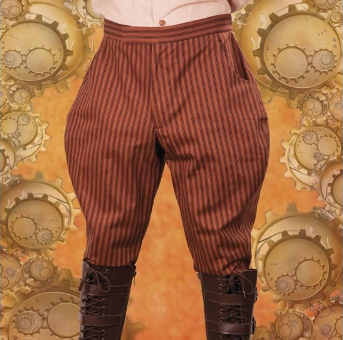 Men's Steampunk Engineer Pants