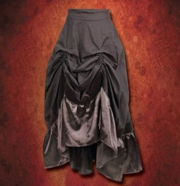 Victorian Inspired Piccadilly Costume Skirt