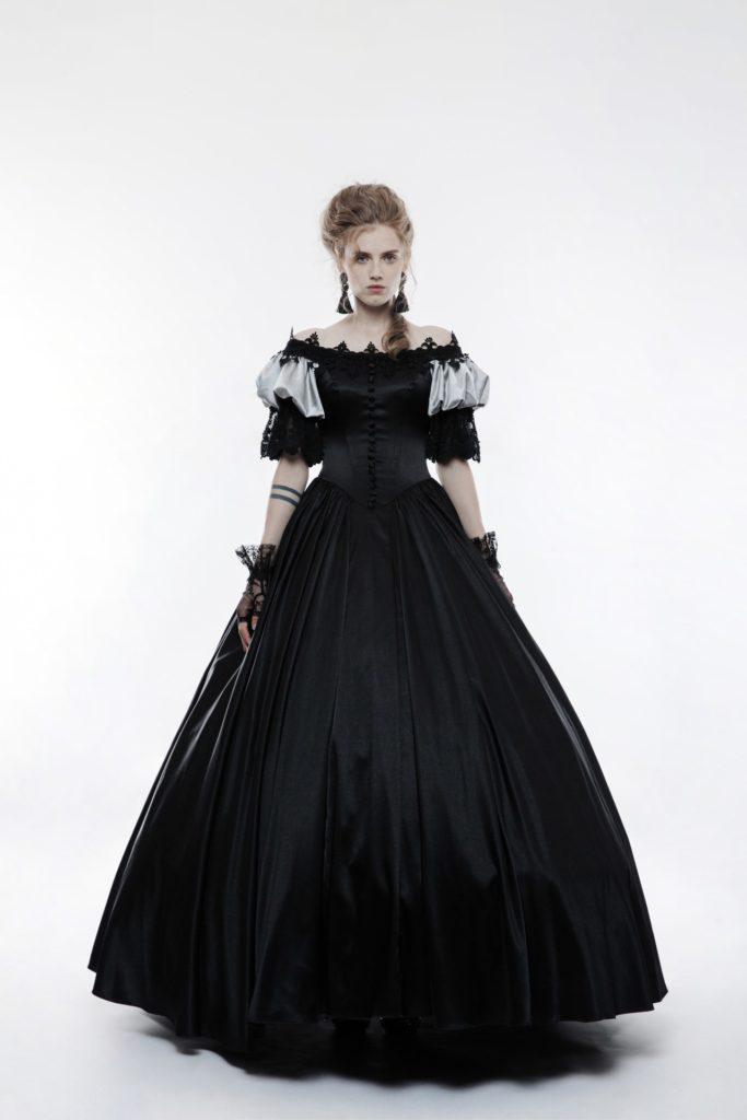 Goth Victorian Princess Dress