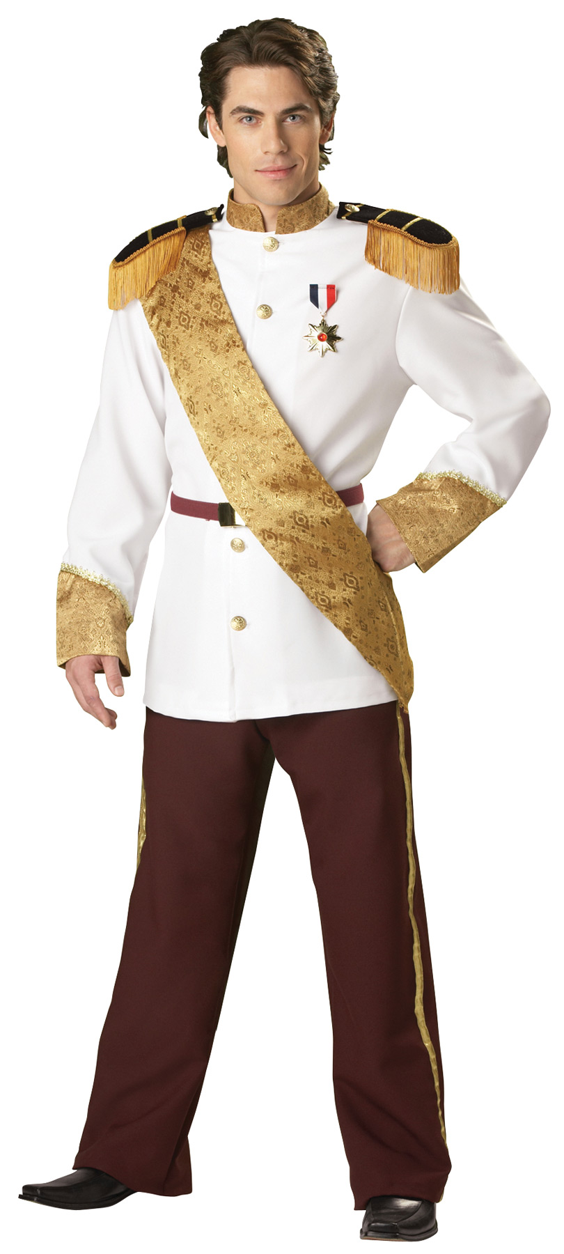Adult Elite Prince Charming Costume