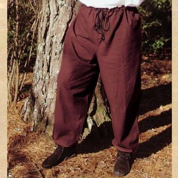 Period Drawstring Pants