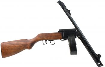 Replica Soviet WWII PPSh-41 Submachine Gun