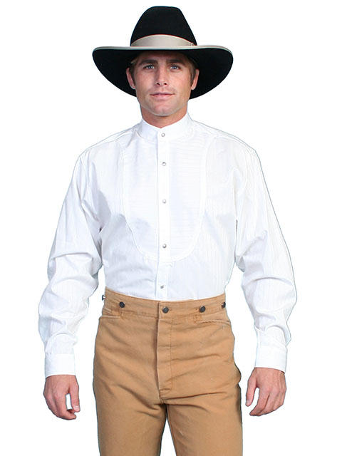 Old West Classic Bib Inset Shirt
