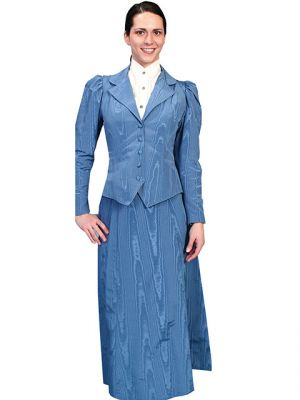 Women's Authentic Old West Five Gore Walking Skirt