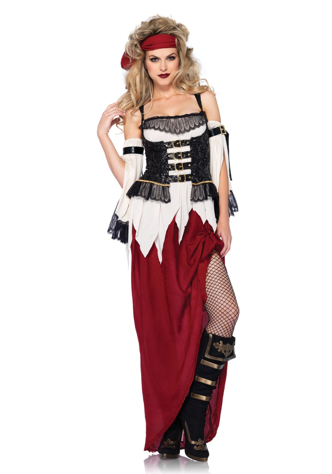 Sexy Women Pirate Treasure Costume