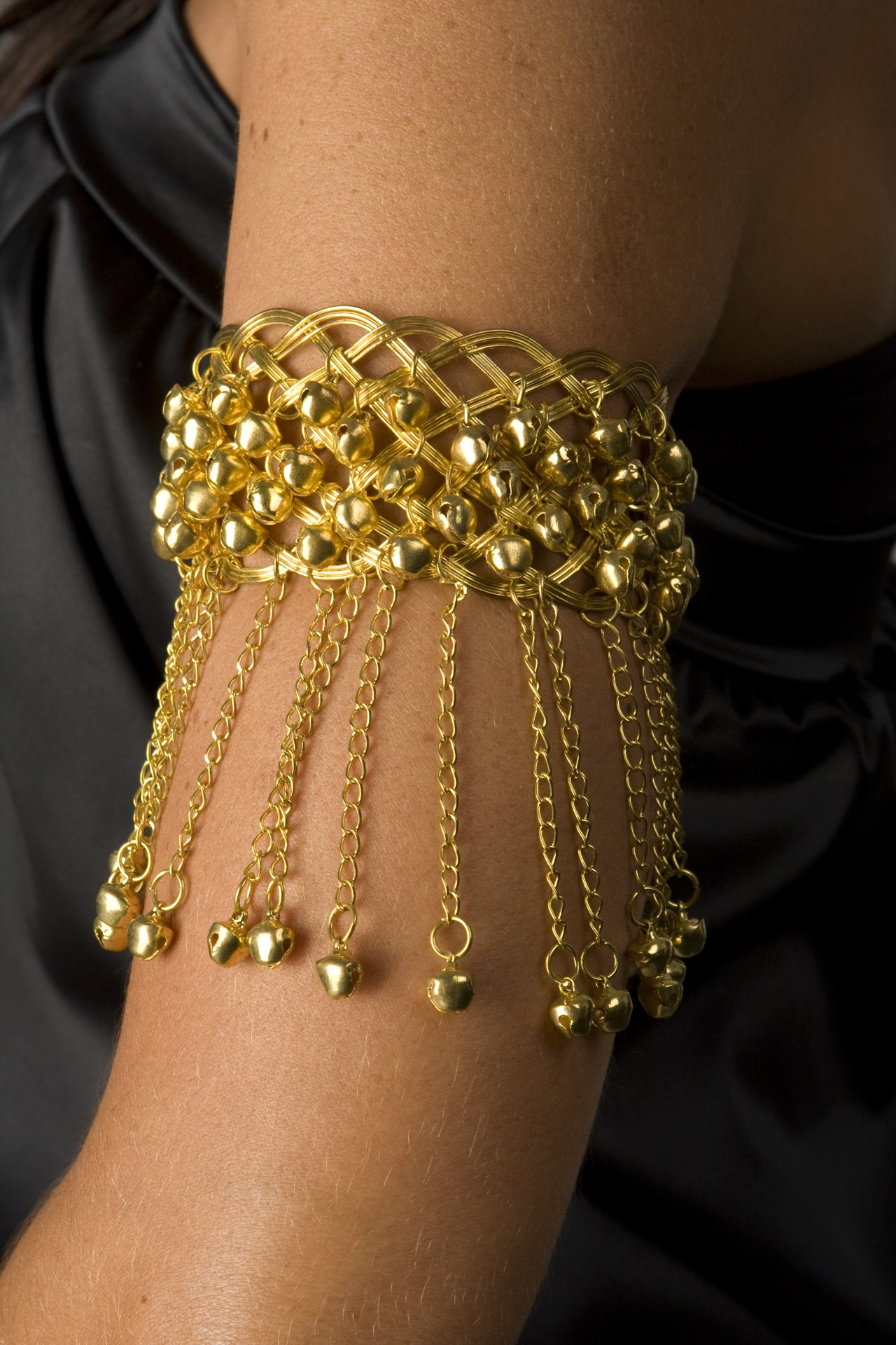 Belly Dancer Pretty Belled Armband