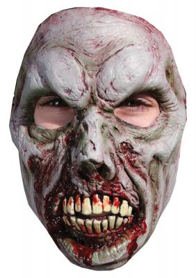 WALKING DEAD BITER ZOMBIE MASK