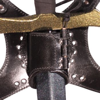Backsword Holder Mount Black