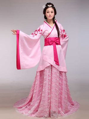 Exquisite Ancient Style Chinese Costume