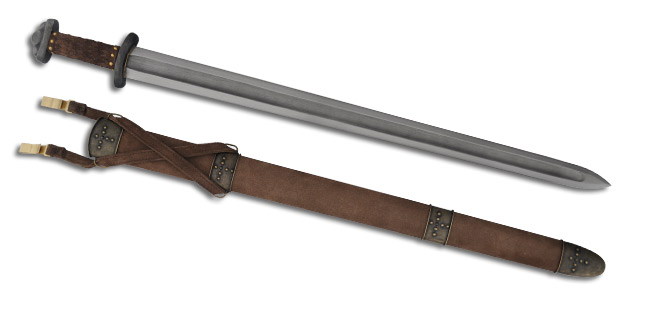Godfred Viking Sword by Paul Chen / Hanwei