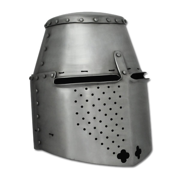 Great Helm, 14G Medium