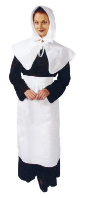 Women's Pilgrim Dress Costume