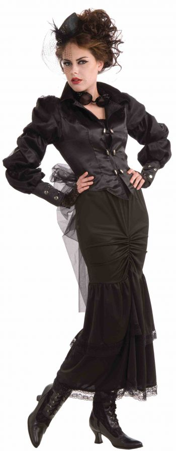 Sweet Sophisticate Steampunk Victorian Lady