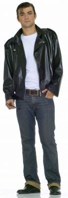 Men's Cool 50's Standard One Size Greaser Jacket