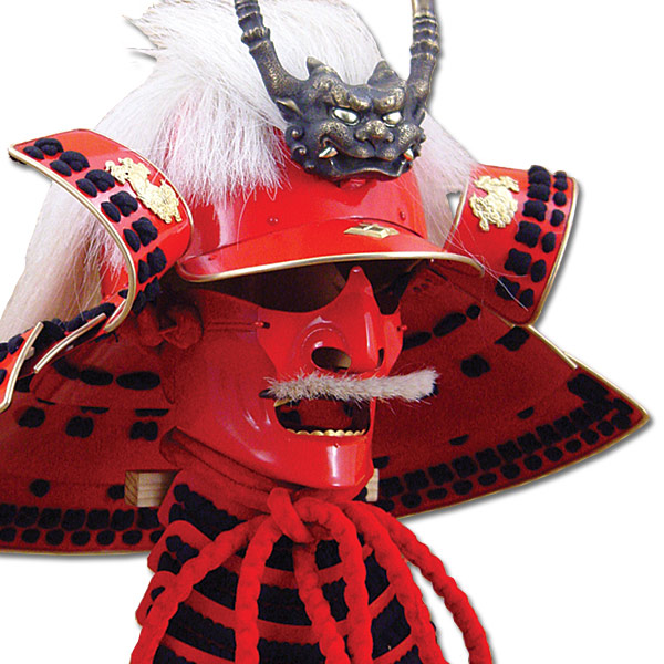 Takeda Shingen Helmet by Paul Chen