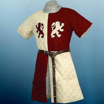 Richard the Lionheart Quilted Under Armor
