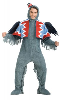 Wicked Witch of the West Flying Monkey Adult Costume