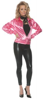 Ladies Pink 50's Jacket
