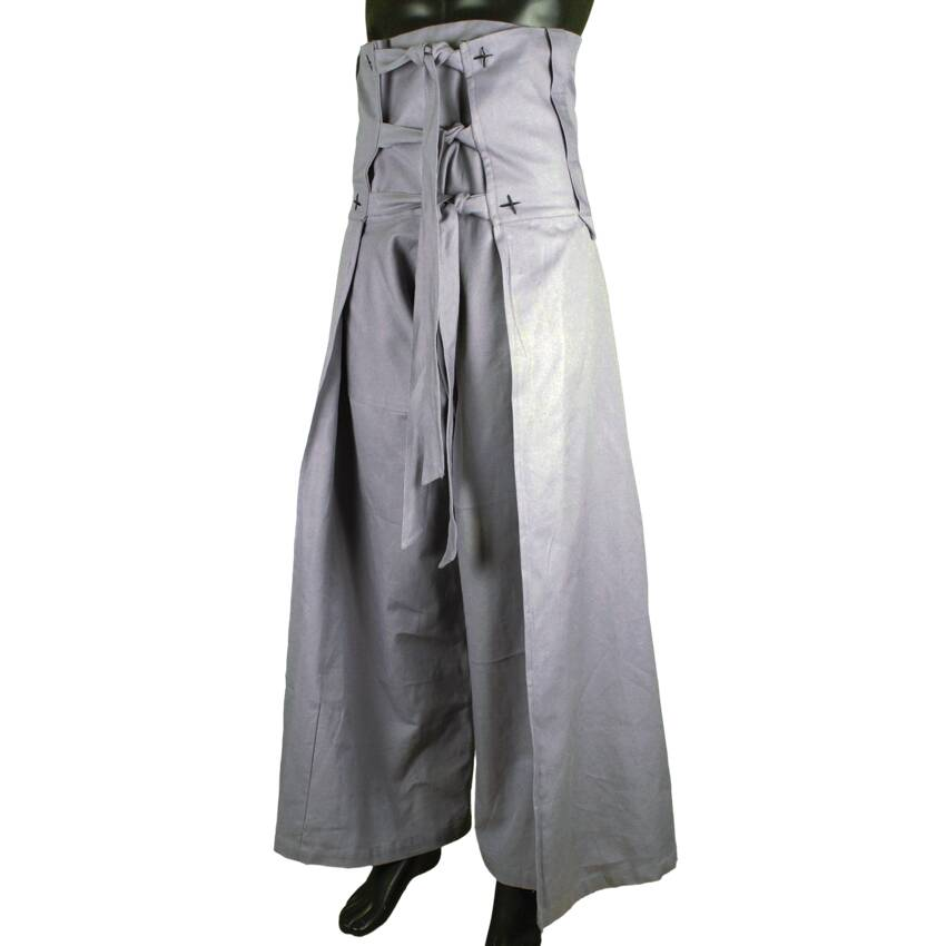 Classic Japanese Pants (Color: (BGR): Grey)